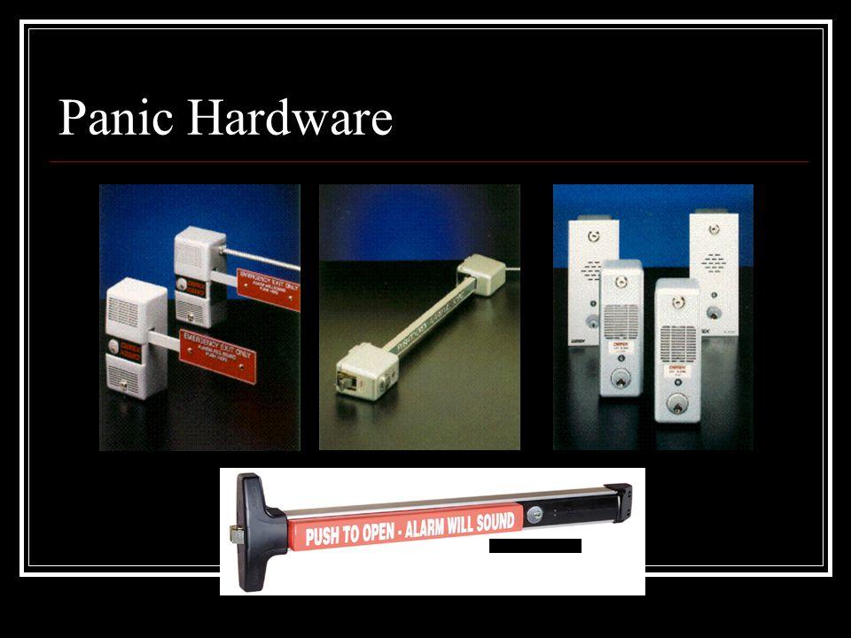 Panic Hardware