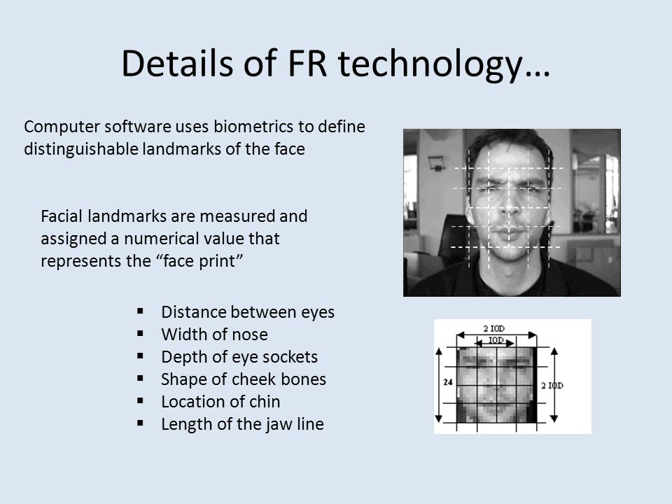 Details of FR technology…