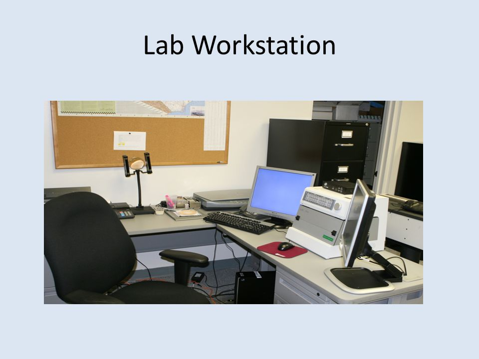 Lab Workstation