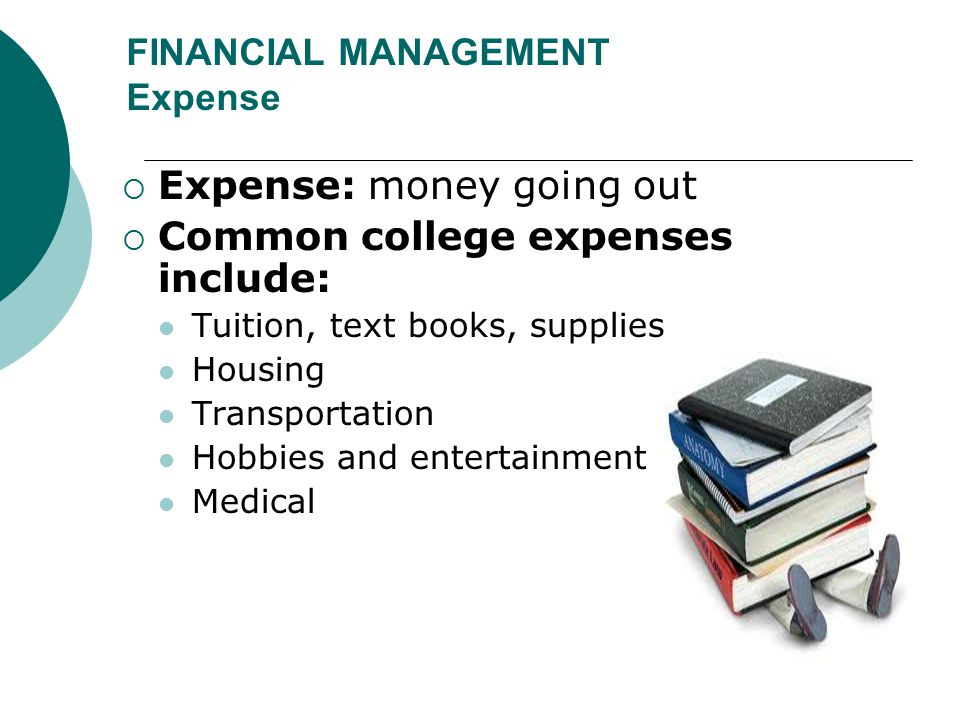 FINANCIAL MANAGEMENT Expense