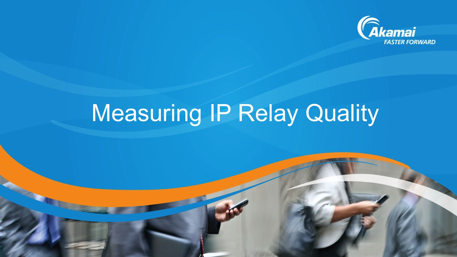 Measuring IP Relay Quality