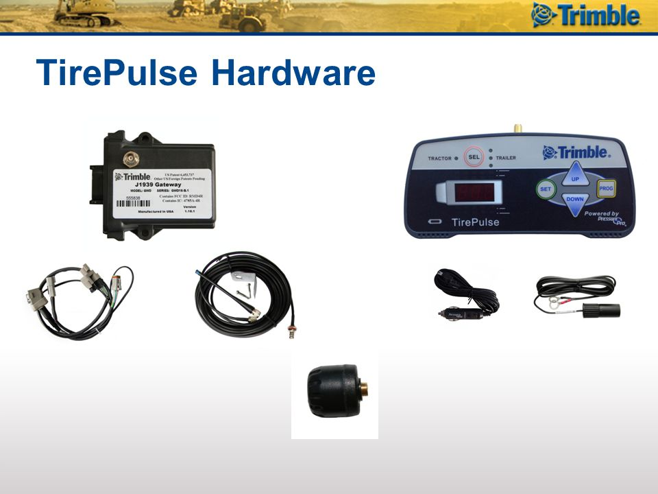 TirePulse Hardware