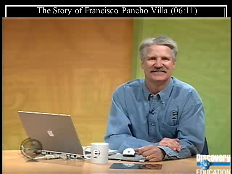 The Story of Francisco Pancho Villa (06:11)