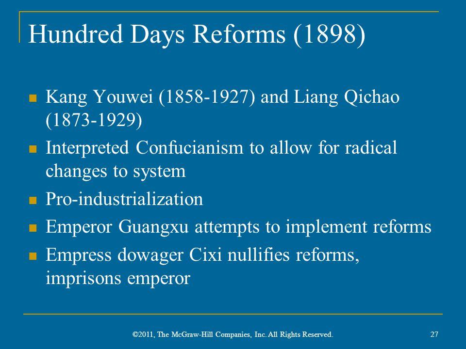 Hundred Days Reforms (1898)