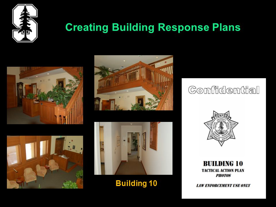 Creating Building Response Plans