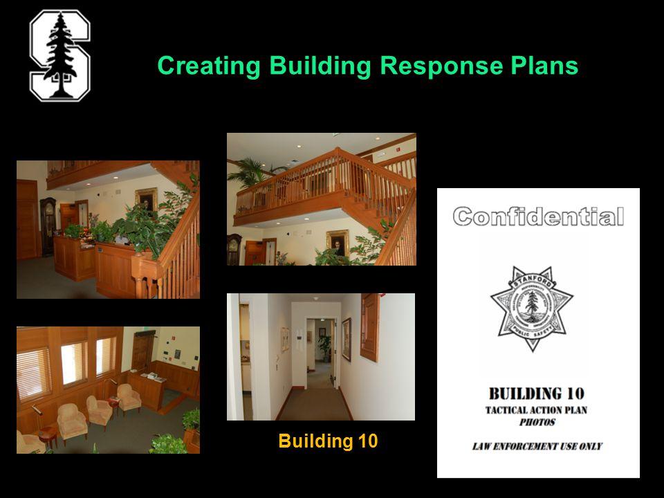 Creating Building Response Plans