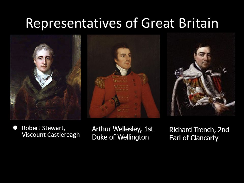 Representatives of Great Britain