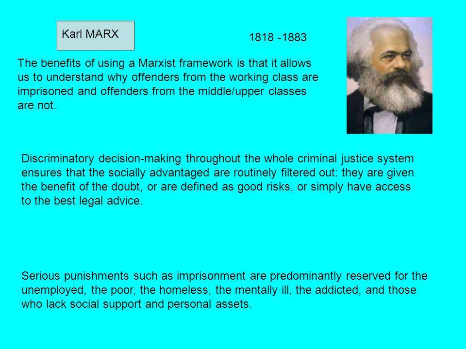 Karl MARX 1818 -1883.