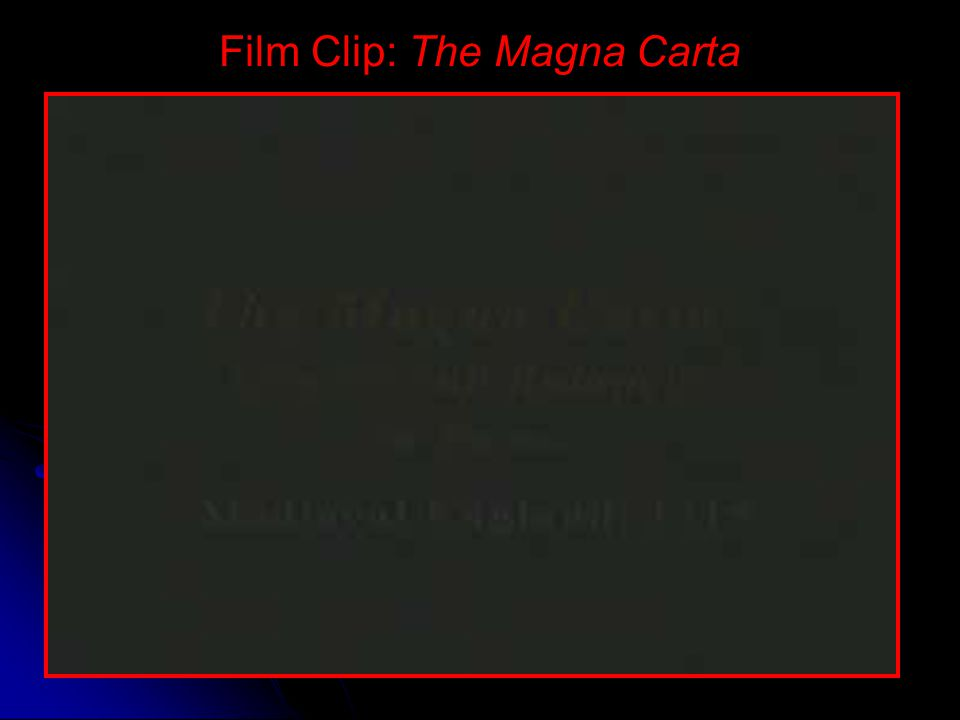 Film Clip: The Magna Carta