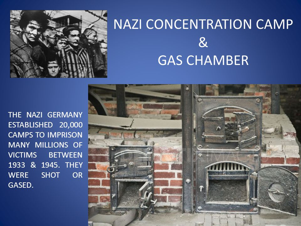 NAZI CONCENTRATION CAMP &