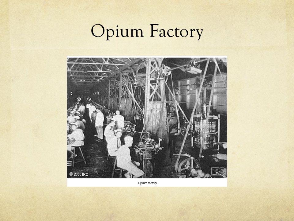 Opium Factory