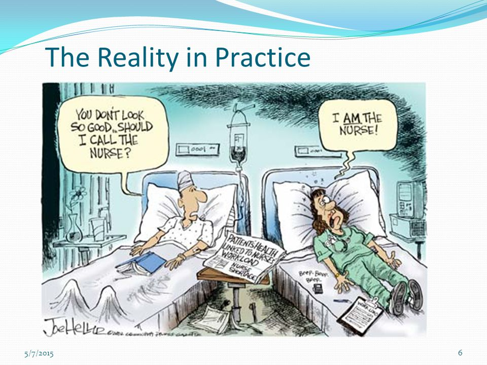 The Reality in Practice