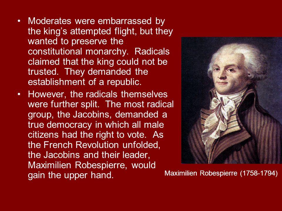 Maximilien Robespierre (1758-1794)