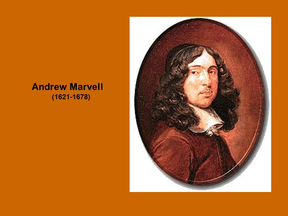 Andrew Marvell (1621-1678)