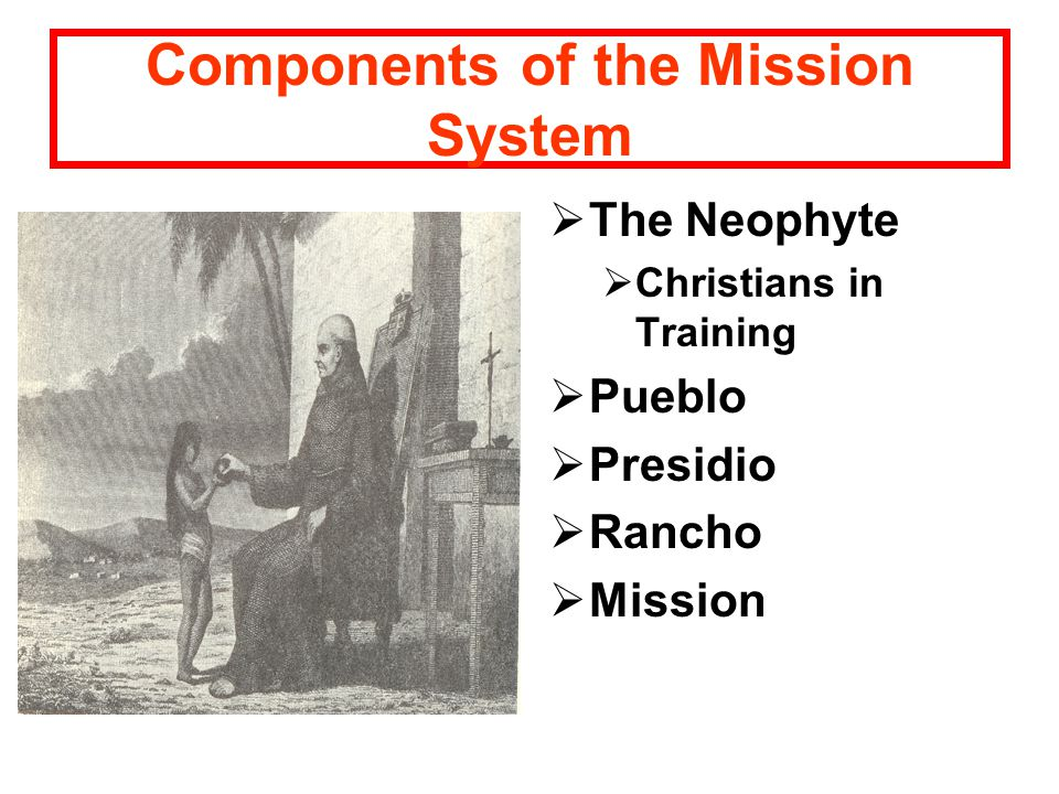 Components of the Mission System