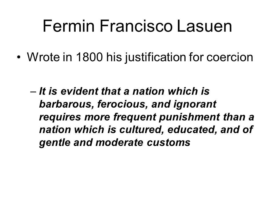 Fermin Francisco Lasuen