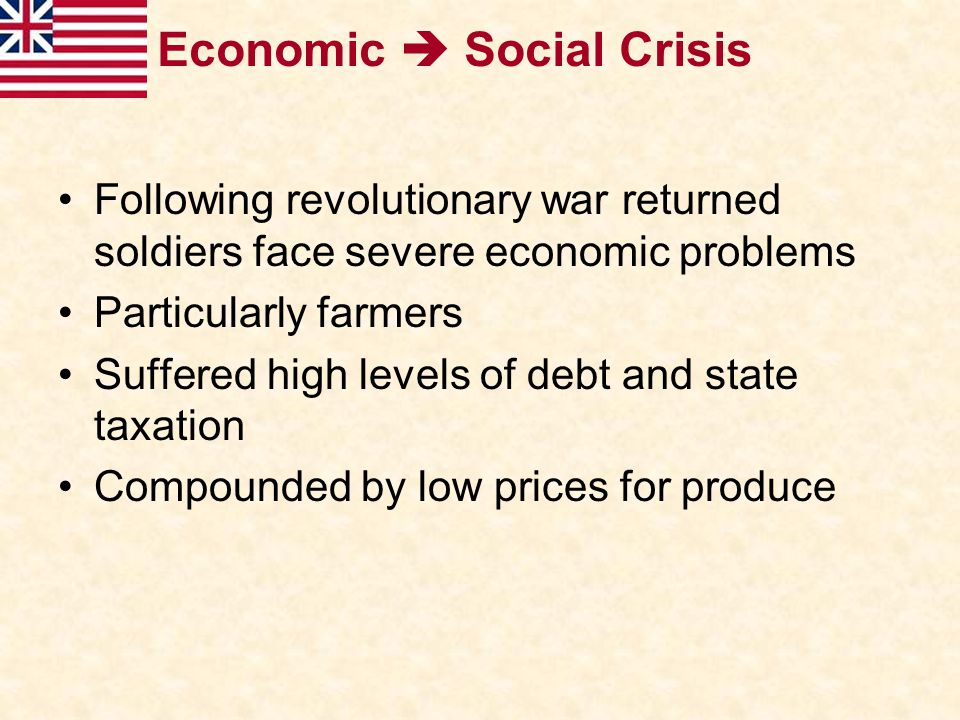 Economic  Social Crisis