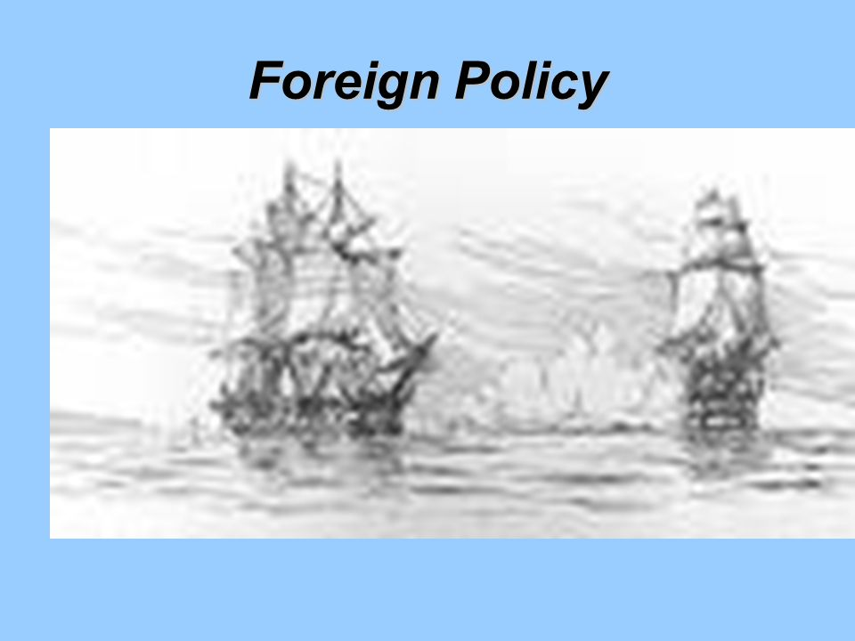 Foreign Policy Jay's Treaty expired in 1805