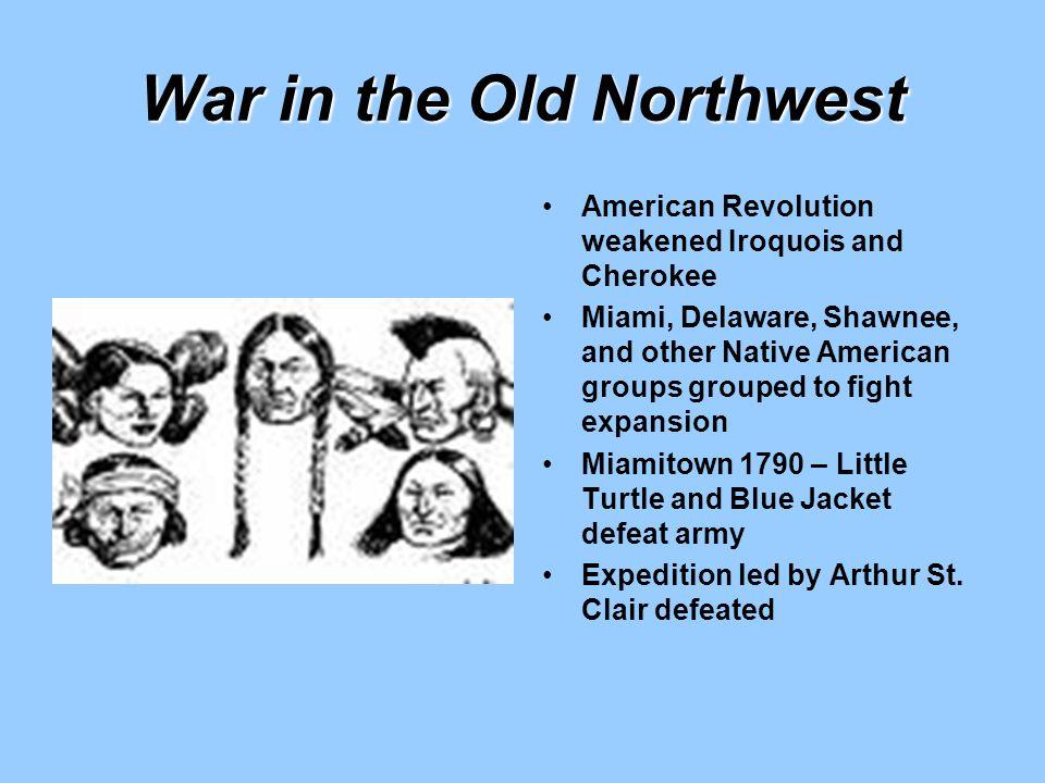 War in the Old Northwest