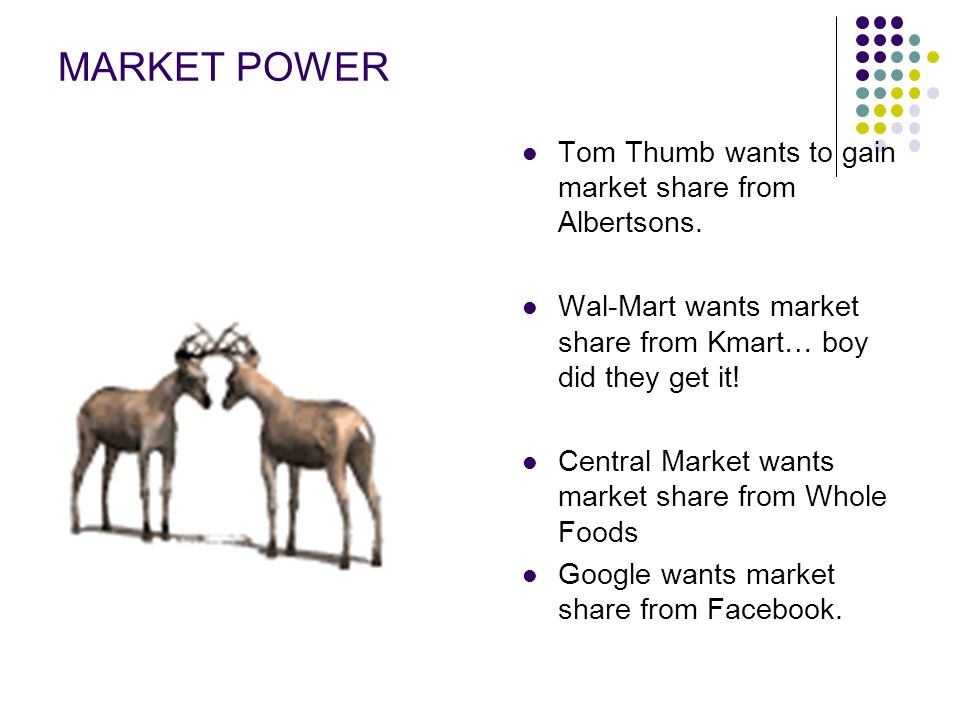 MARKET POWER Tom Thumb wants to gain market share from Albertsons.