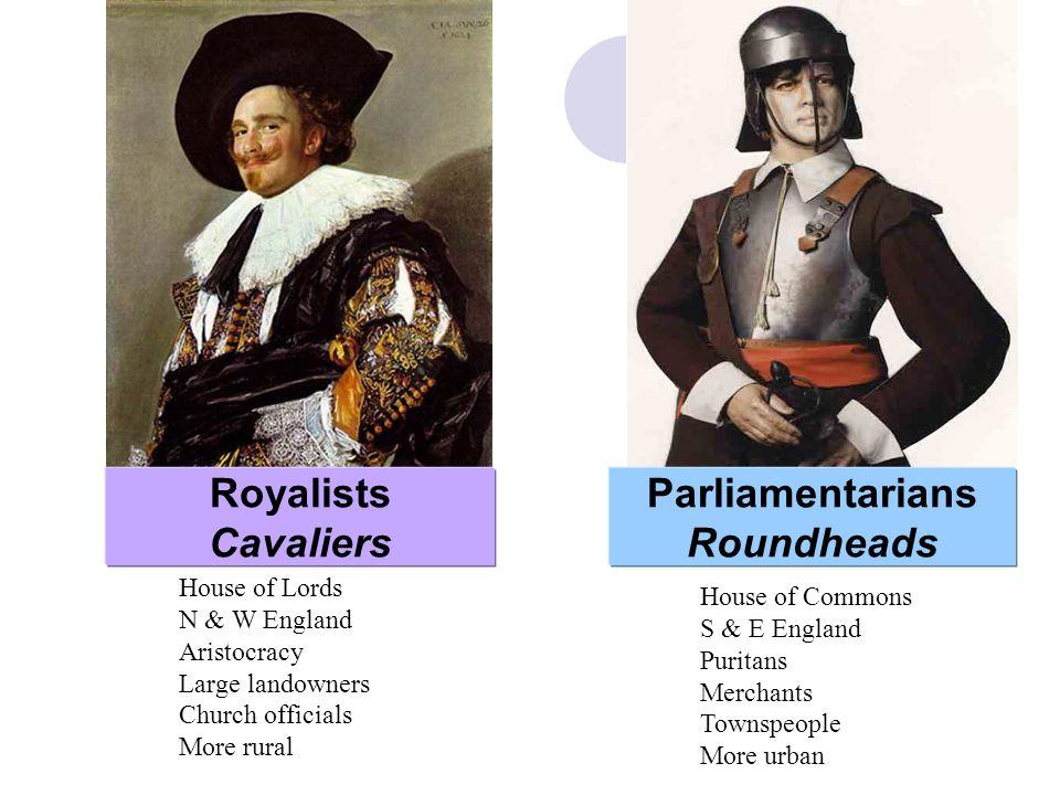 Parliamentarians Roundheads