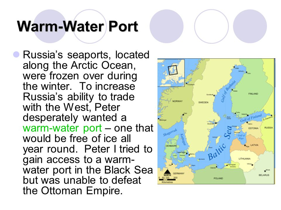 Warm-Water Port