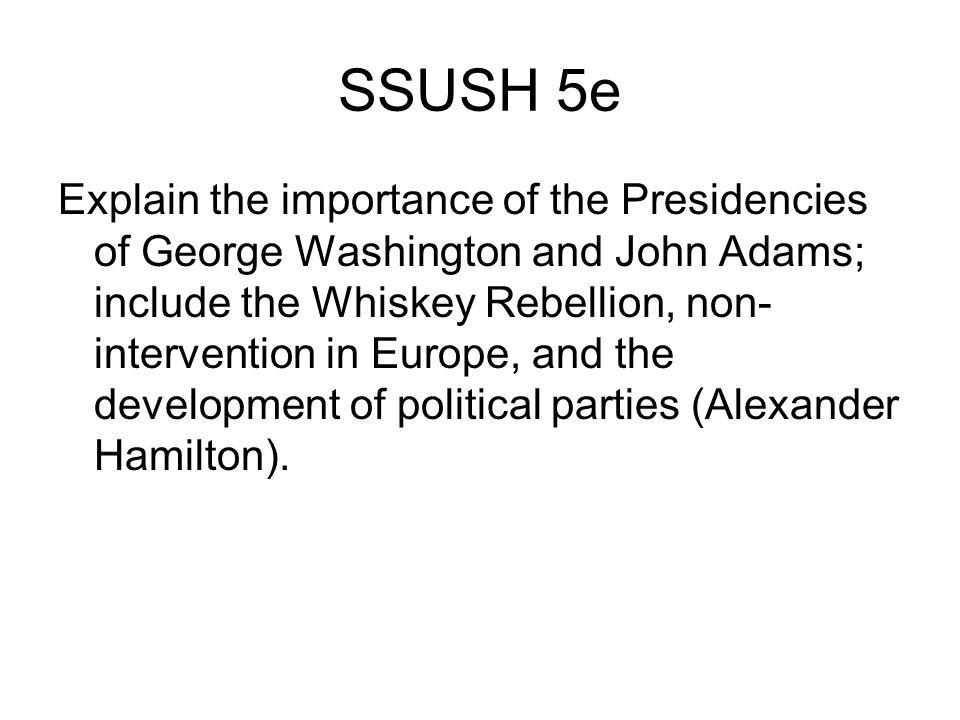 SSUSH 5e