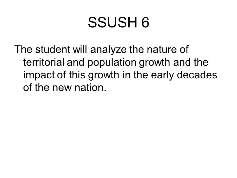 SSUSH 6