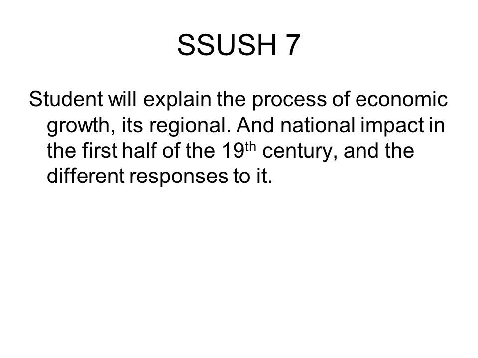 SSUSH 7