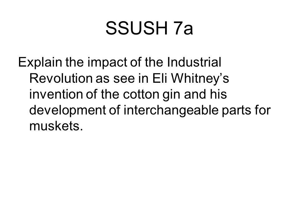SSUSH 7a