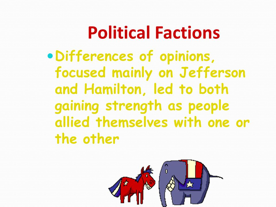 Political Factions