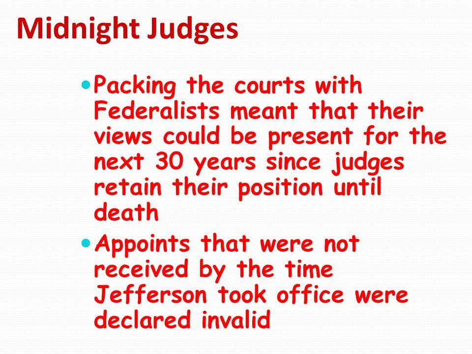 Midnight Judges