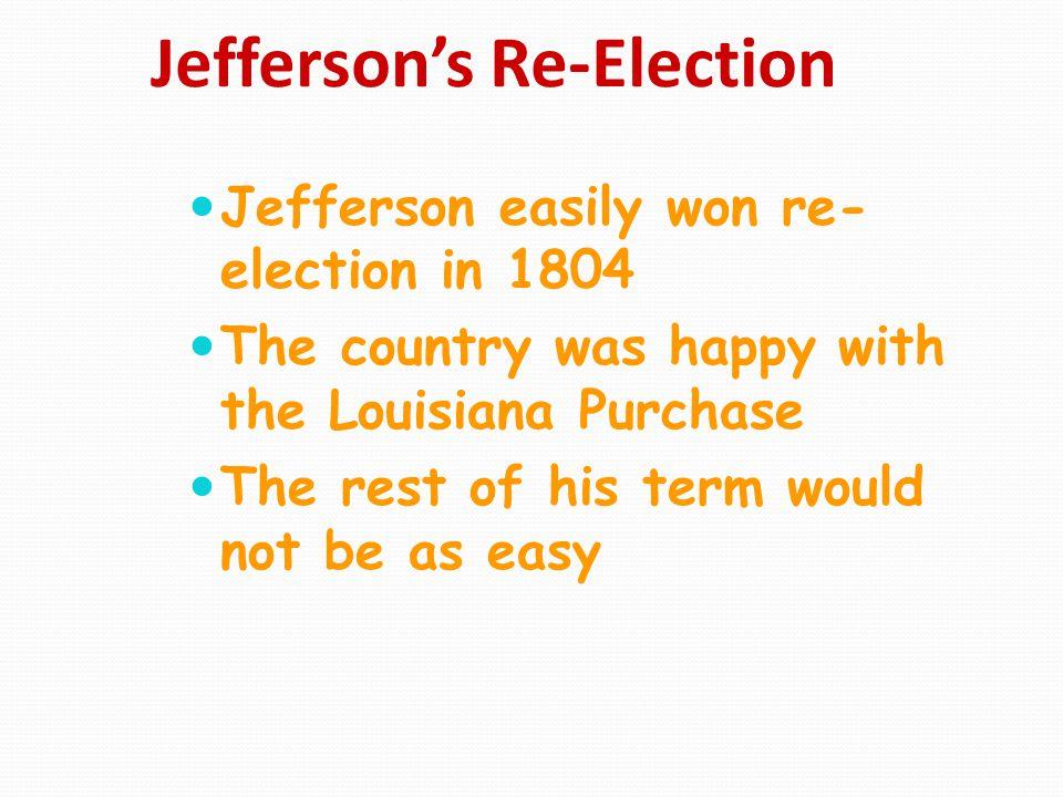 Jefferson's Re-Election