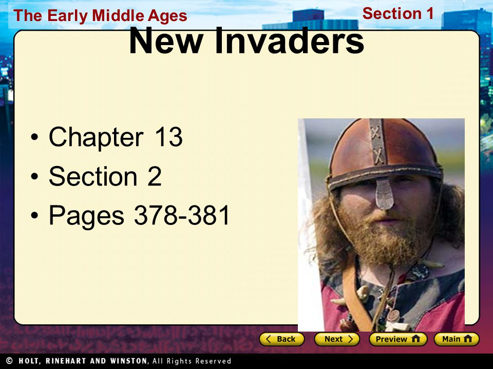 New Invaders Chapter 13 Section 2 Pages 378-381