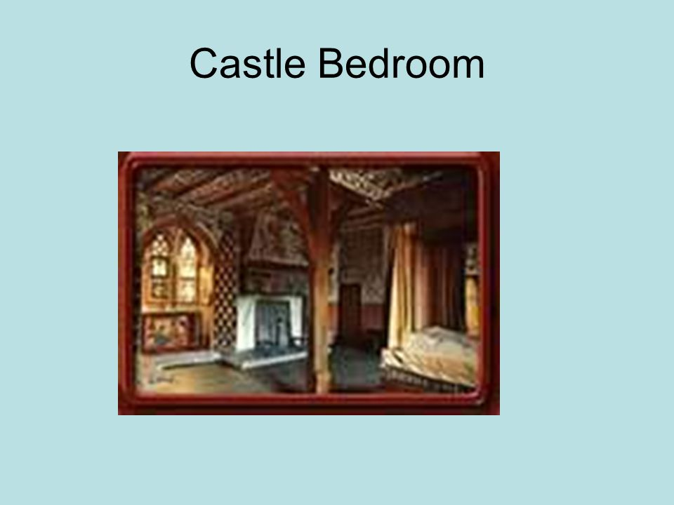 Castle Bedroom