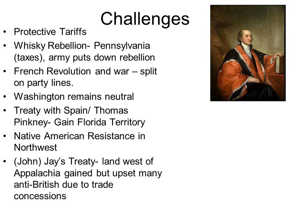 Challenges Protective Tariffs