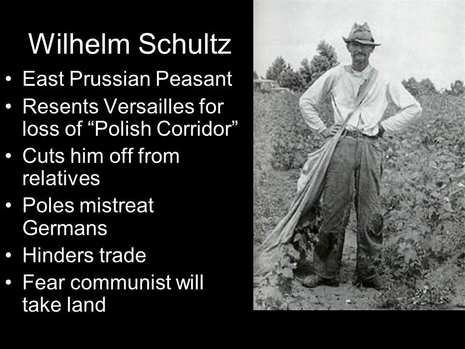 Wilhelm Schultz East Prussian Peasant