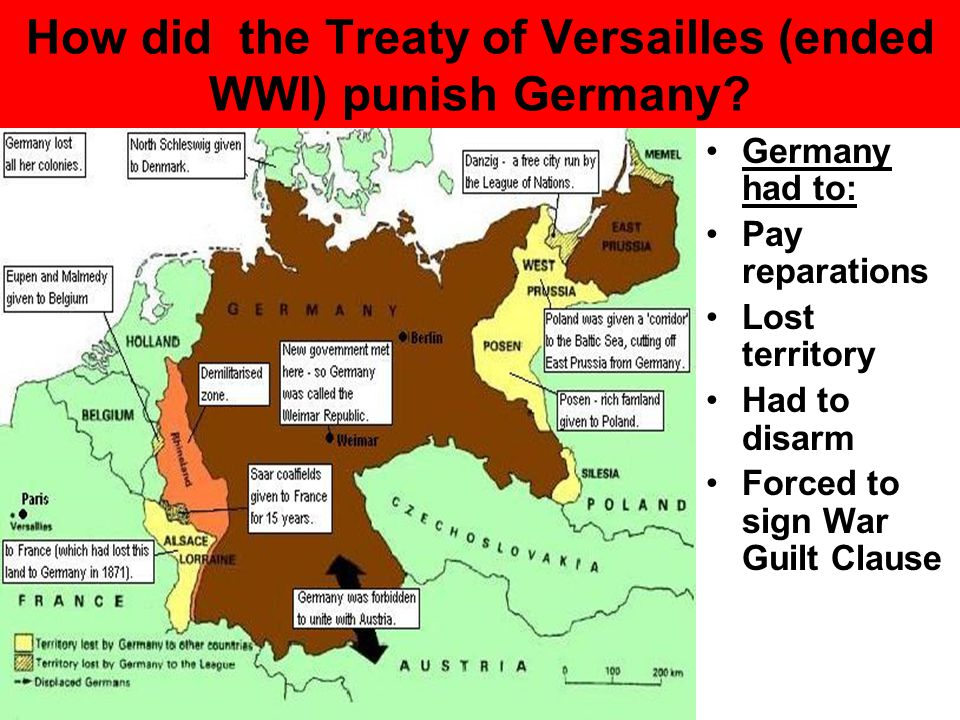 germany punished treaty versailles This is a documentary on the treaty of versailles in 1918 and its consequences, enjoy no copyright intended.