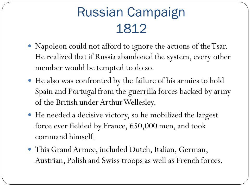 Russian Campaign 1812