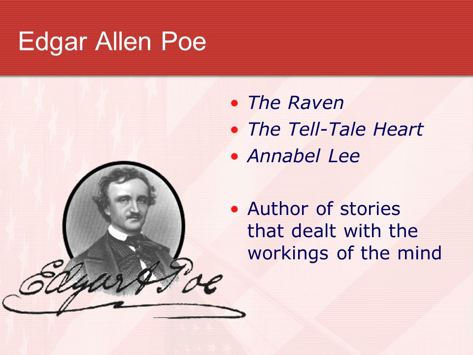 Poe The Raven Essay Poes Philosophy Of Composition And The Raven Essay