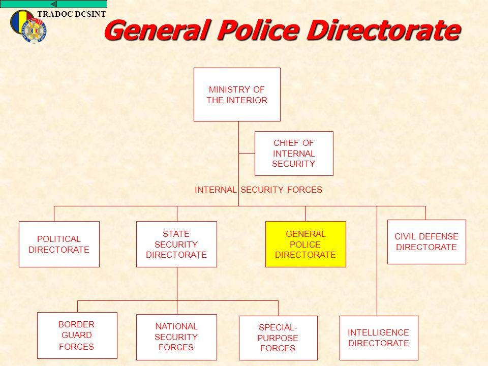 General Police Directorate
