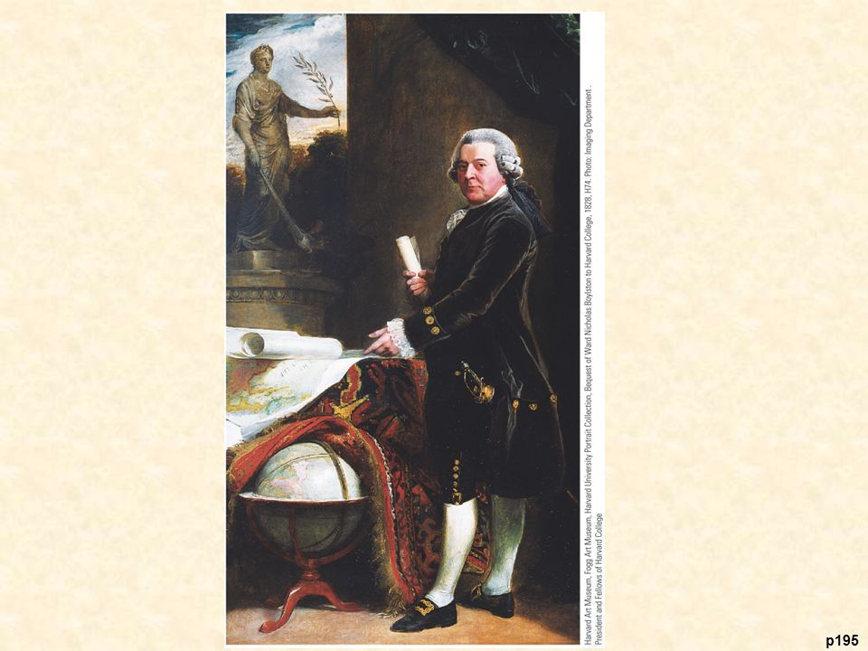 John Adams, by John Singleton Copley, 1783 When