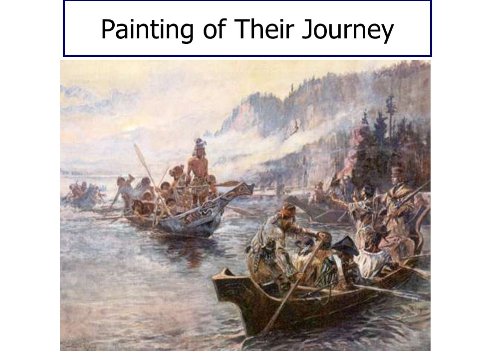 Painting of Their Journey