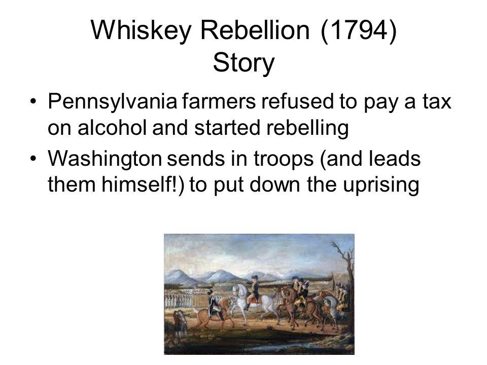 Whiskey Rebellion (1794) Story