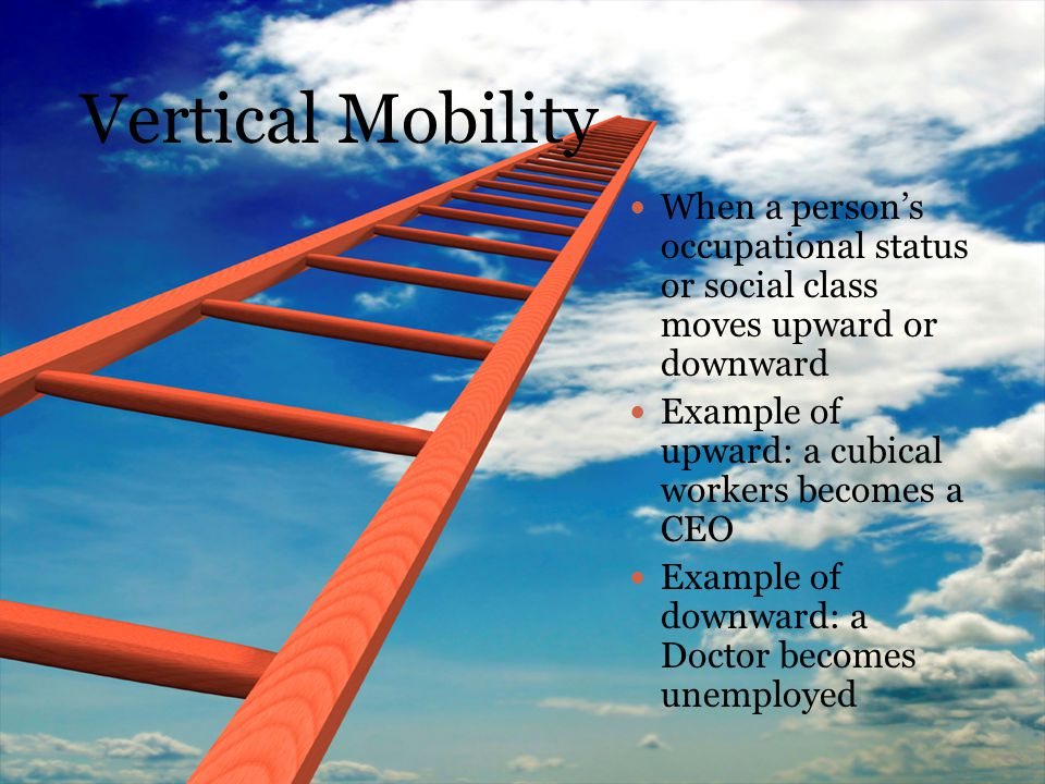 Vertical Mobility Vertical Mobility