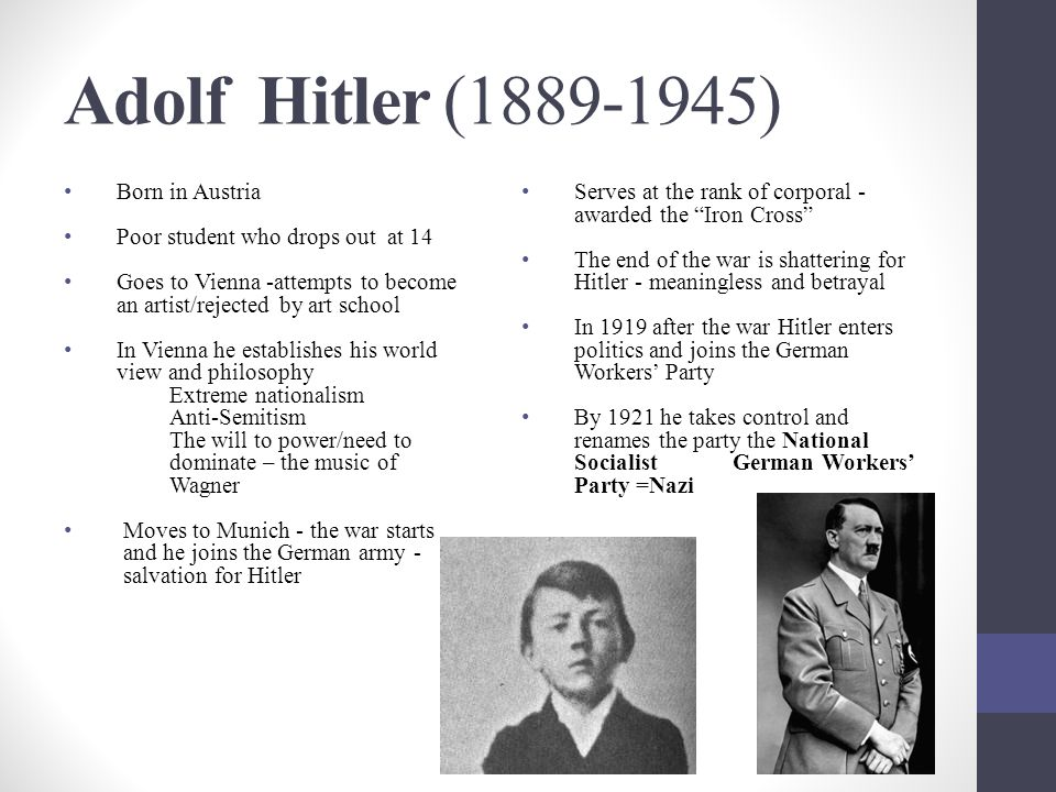 adolf hitlers religious belief and fanaticism The roots of islamic fanaticism can be traced to adolf hitler's radio messages  broadcast around the arab  would have been over long ago were it not for the  uncompromising, religiously inspired hatred of the jews  religion.