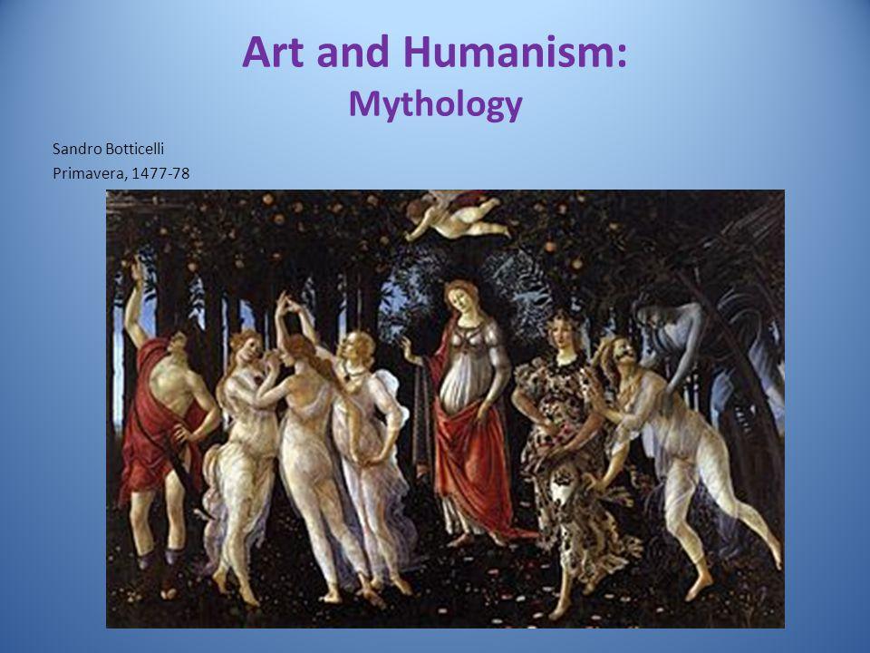 Art and Humanism: Mythology