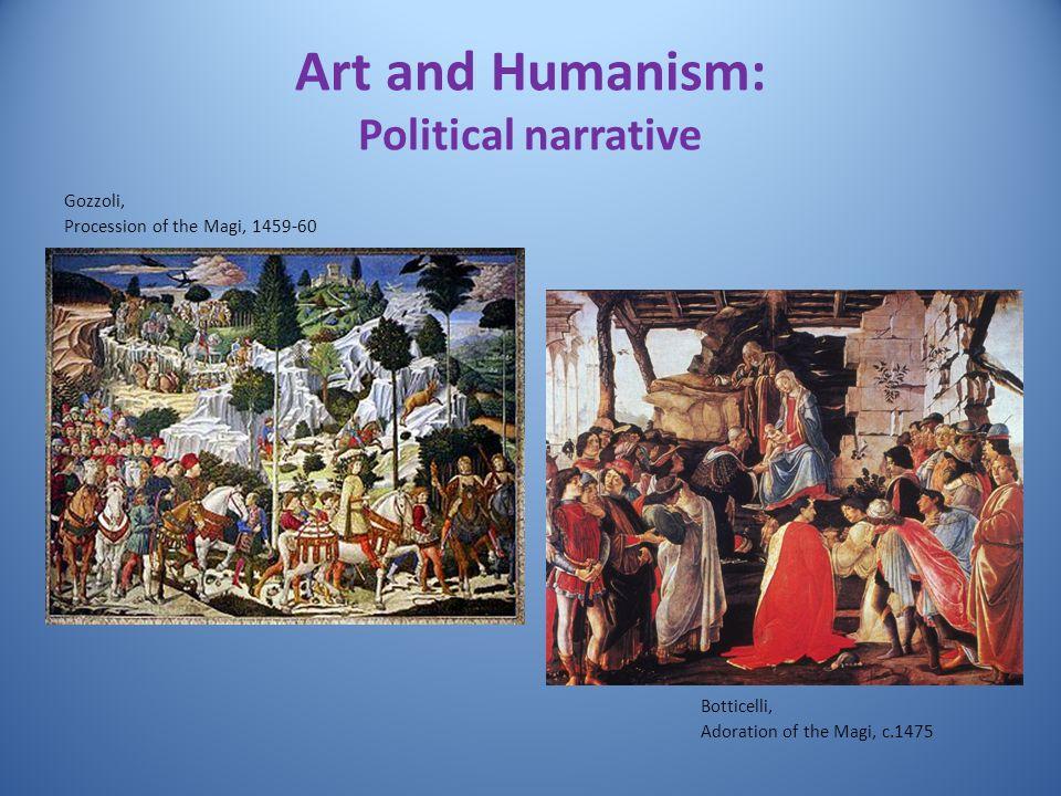 Art and Humanism: Political narrative