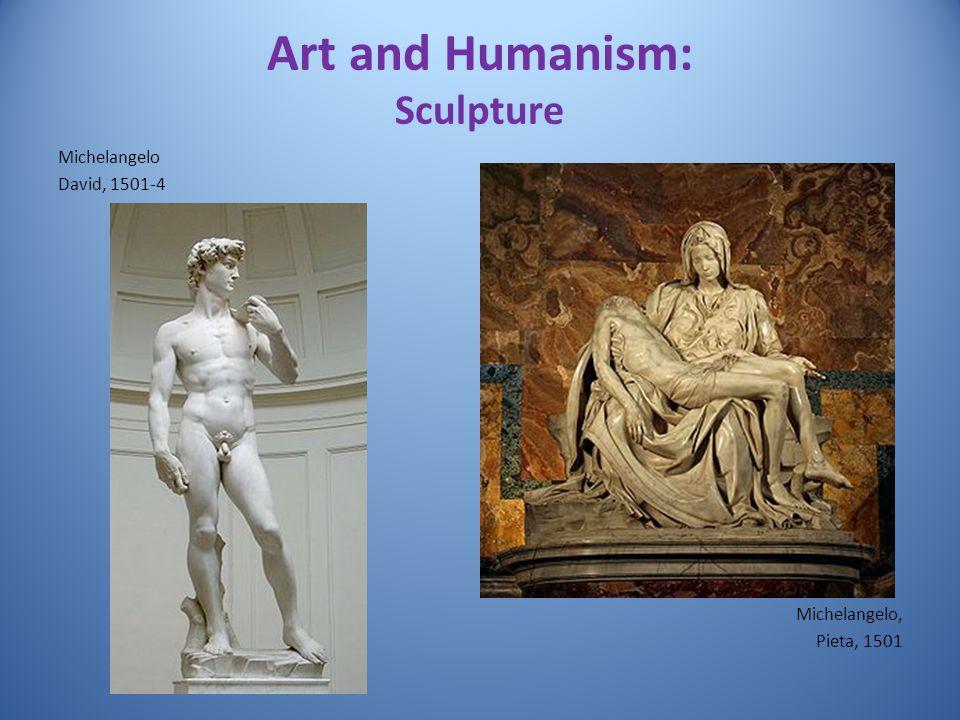 Art and Humanism: Sculpture