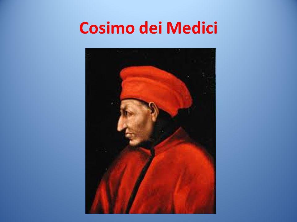Cosimo dei Medici